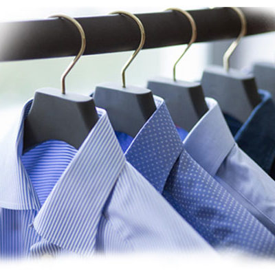 DRY CLEANING MEN'S WEAR